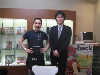 松山さんと横山さん